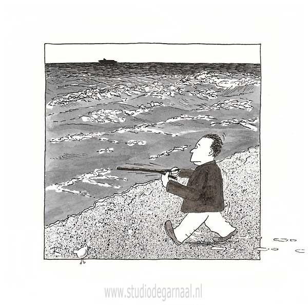 Water! Cartoon