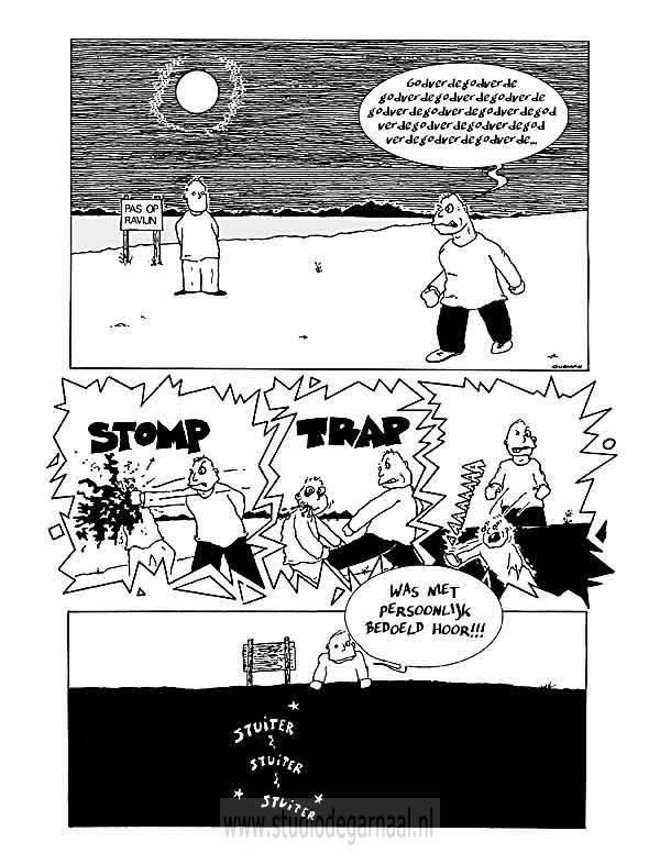 Sorry hoor!  - Cartoons door cartoonist & illustrator Ronald Oudman