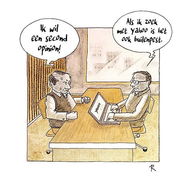 Builenpest Cartoon Medisch Ziekte