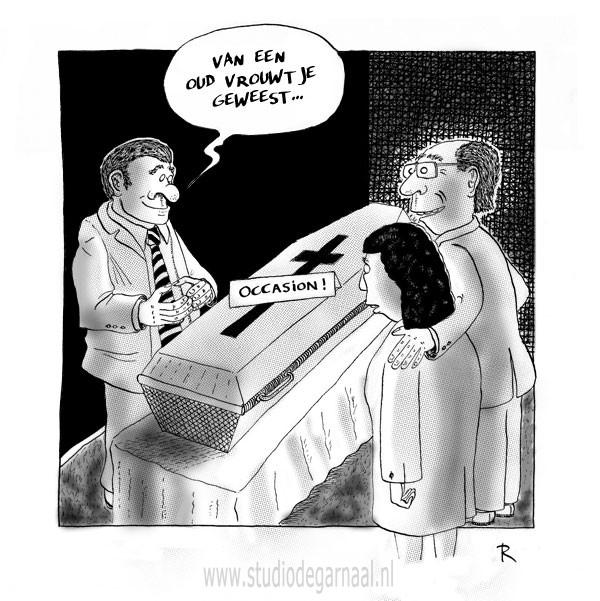 Occasion, cartoon