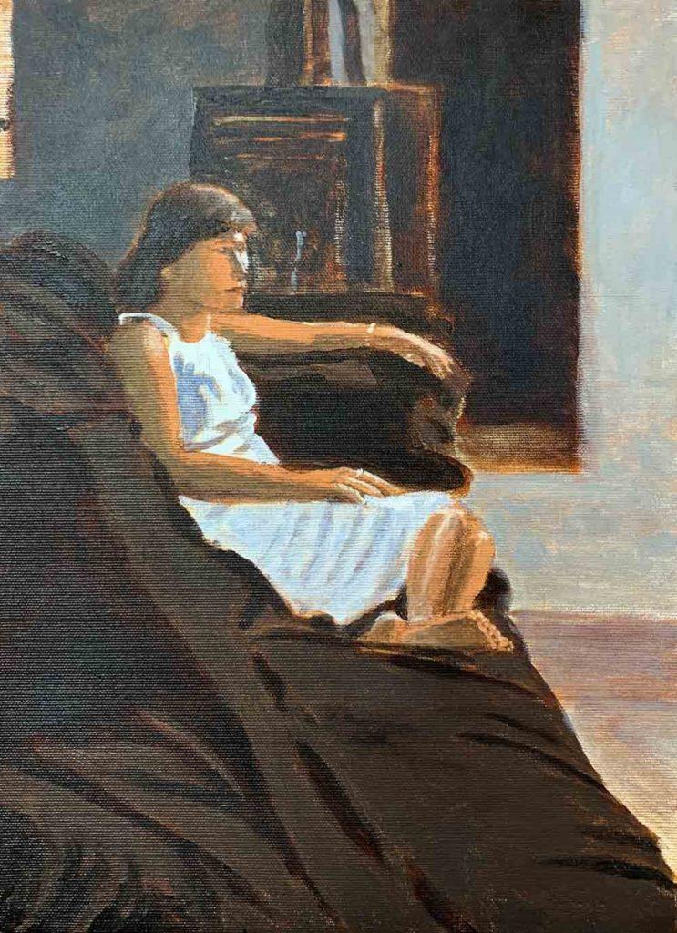 Carmen Schilderij