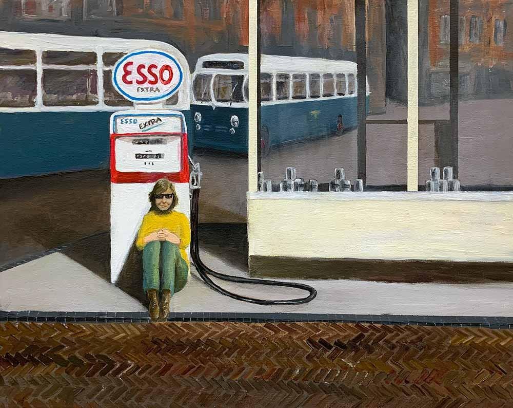 Ellie Schilderij