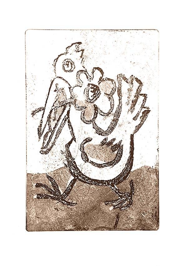 Rare Vogel Grafiek